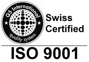 QS logo 9001